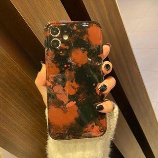Huella - Amber Phone Case For iPhone SE / 7 / 7 Plus / 8 / 8 Plus / X / XS / XR / XS Max / 11 / 11 Pro / 12 Mini / 12 / 12 Pro / 12 Pro Max