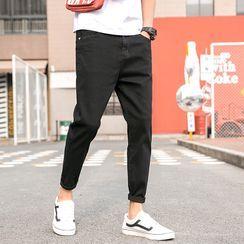 Meiki - Cropped Skinny Jeans