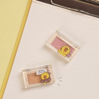 romand - Better Than Cheek Mini LINE FRIENDS Limited Edition - 2 Colors