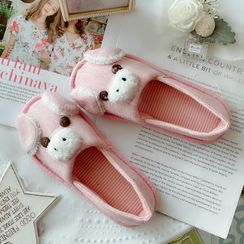 Ifish House - Cartoon Pig Home Slippers