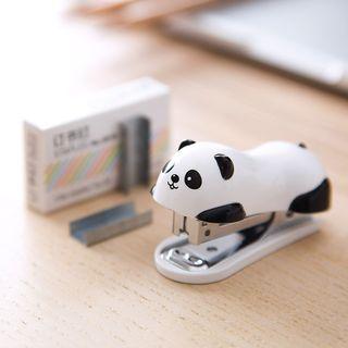 Home Simply - 迷你熊貓訂書機