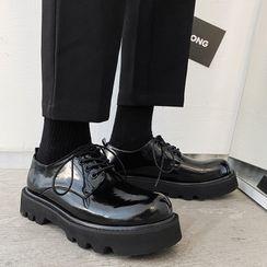 VEAZ - Platform Lace Up Shoes