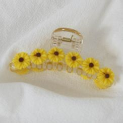 Cheveux - Resin Flower Hair Clamp