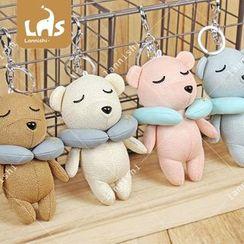 Coomui - Fabric Bear Keyring