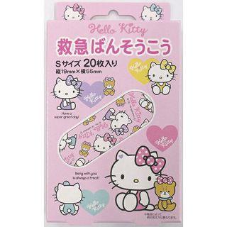 Skater - Hello Kitty Kids Plaster (Size S)