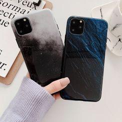 Aion - Marble Print Mobile Case - iPhone 11 Pro Max / 11 Pro / 11 / XS Max / XS / XR / X / 8 / 8 Plus / 7 / 7 Plus / 6s / 6s Plus