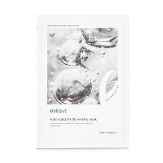 OSEQUE - Pure Noble Water Mineral Mask Sheet