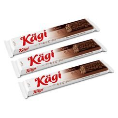Kägi - Swiss 60% Dark Chocolate Wafer (3 packs)