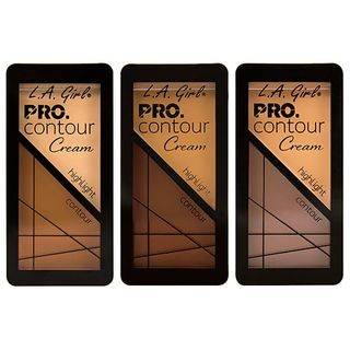 L.A. Girl Cosmetics - Pro Contour Cream (8 Colors)