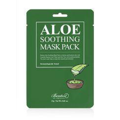 本顿 - Aloe Soothing Mask Pack