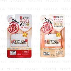 SANA 珊娜 - 豆乳六合一保湿啫喱霜 补充装 100g - 2 款