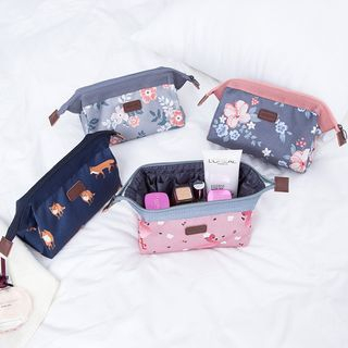 Evorest Bags - 印花化妝手提包