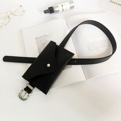 Follow Me - Flap Belt Bag