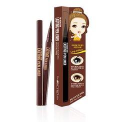 The ORCHID Skin - Lasting Pen Liner #02 Dark Choco Brown
