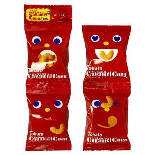 Three O'Clock - Tohato Caramel Corn (Serves 4)