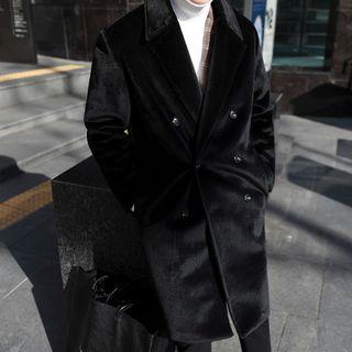MRCYC - Plain Double-Breasted Coat