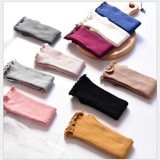 Cloud Femme - Kids Ribbed Socks