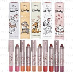 Cute Press - Let The Adventure Begin Cashmere Lip Crayon - 5 Types