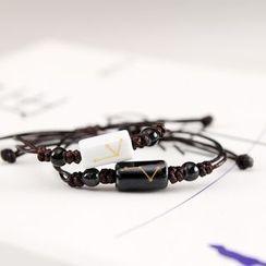 Cancion - Ceramic Constellation Bracelet