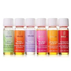 Weleda - Body Oil Essentials Kit 6 pc