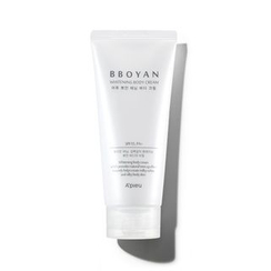 A'PIEU - Bboyan Whitening Body Cream SPF15 PA+ 130ml