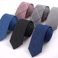 Prodigy - Check Necktie
