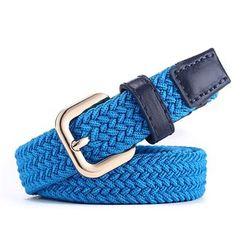 FORBEAR - Woven Canvas Belt