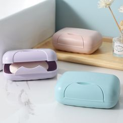 Mikamae - Travel Plastic Soap Case