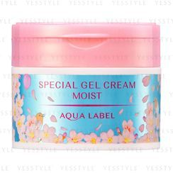 Shiseido - Aqualabel Special Gel Cream N Moist S Limited Edition