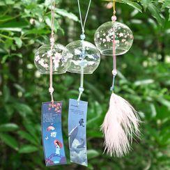 云木良品 - 樱花玻璃风铃