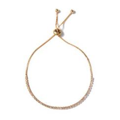 Mulyork - Rhinestone Adjustable Bracelet