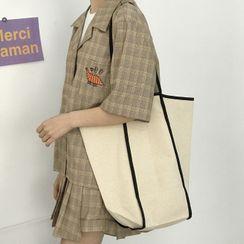 Geolte - Plain Tote Bag