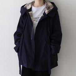 boomdiada - Zip Hooded Jacket