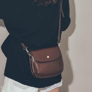 Felicity - Faux Leather Crossbody Bag