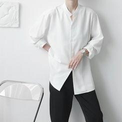 Bjorn - 純色襯衫