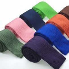 Some Boy - Plain Knit Neck Tie