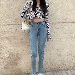 Lambrezza - 窄身牛仔裤