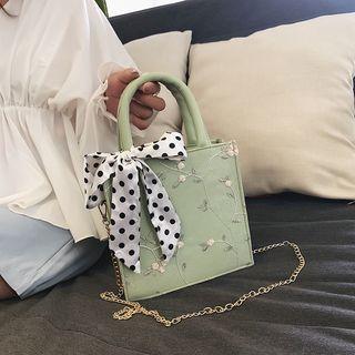Behere - Embroidered Handbag