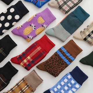 Saysmith - Pattern Socks (Various Design)