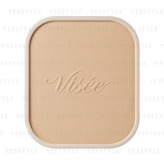 Kose - Visee Nudy Fit Foundation SPF 17 PA++ Refill - 4 Types