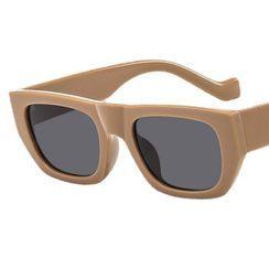 iLANURA - Retro Square Frame Sunglasses