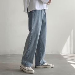 YERGO - Straight-Fit Jeans
