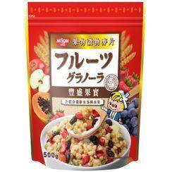 Nissin - Cisco Granola Fruit Flavour 500g