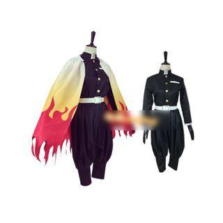 Mikasa - 鬼滅之刃 - 煉獄杏壽郎角色扮演服裝