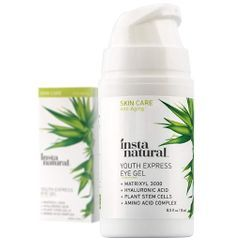 InstaNatural - Youth Express Eye Gel (Travel Size)