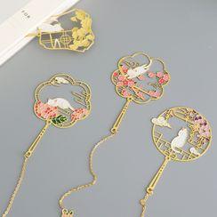 Ms Zaa - Wirework Metal Bookmark (4 Designs)