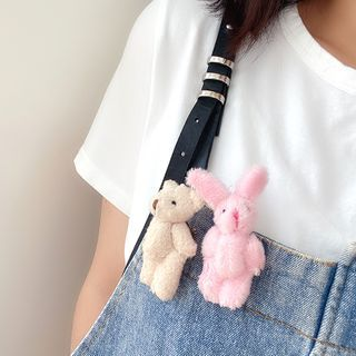 Mimishi - Chenille Animal Brooch