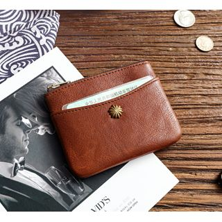 Wavecho - Genuine Leather  Coin Purse
