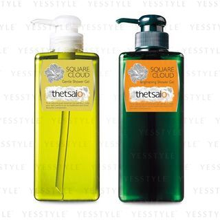 SOFNON - Thetsaio Square Cloud Shower Gel 600ml - 2 Types