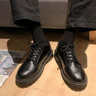 Holzwege(ホルツウェジ) - Lace-Up Shoes